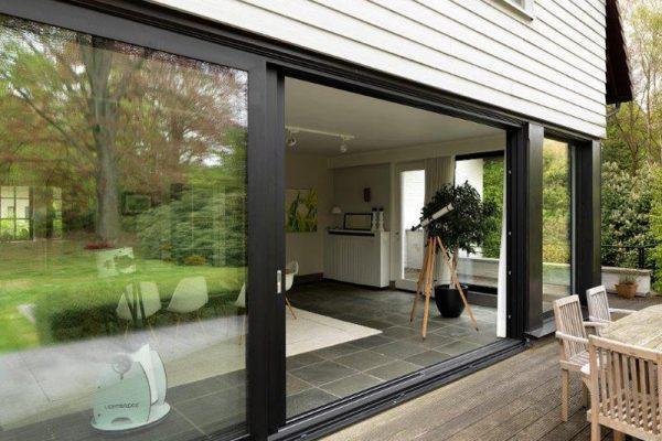 Aluminium ramen en deuren antwerpen
