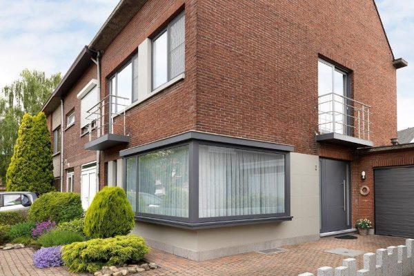 aluminium ramen en deuren Kontich