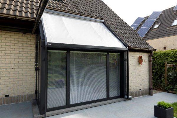 zonwering veranda