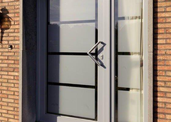 pvc voordeur