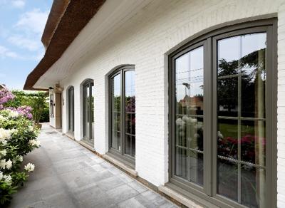PVC ramen en deuren kontich