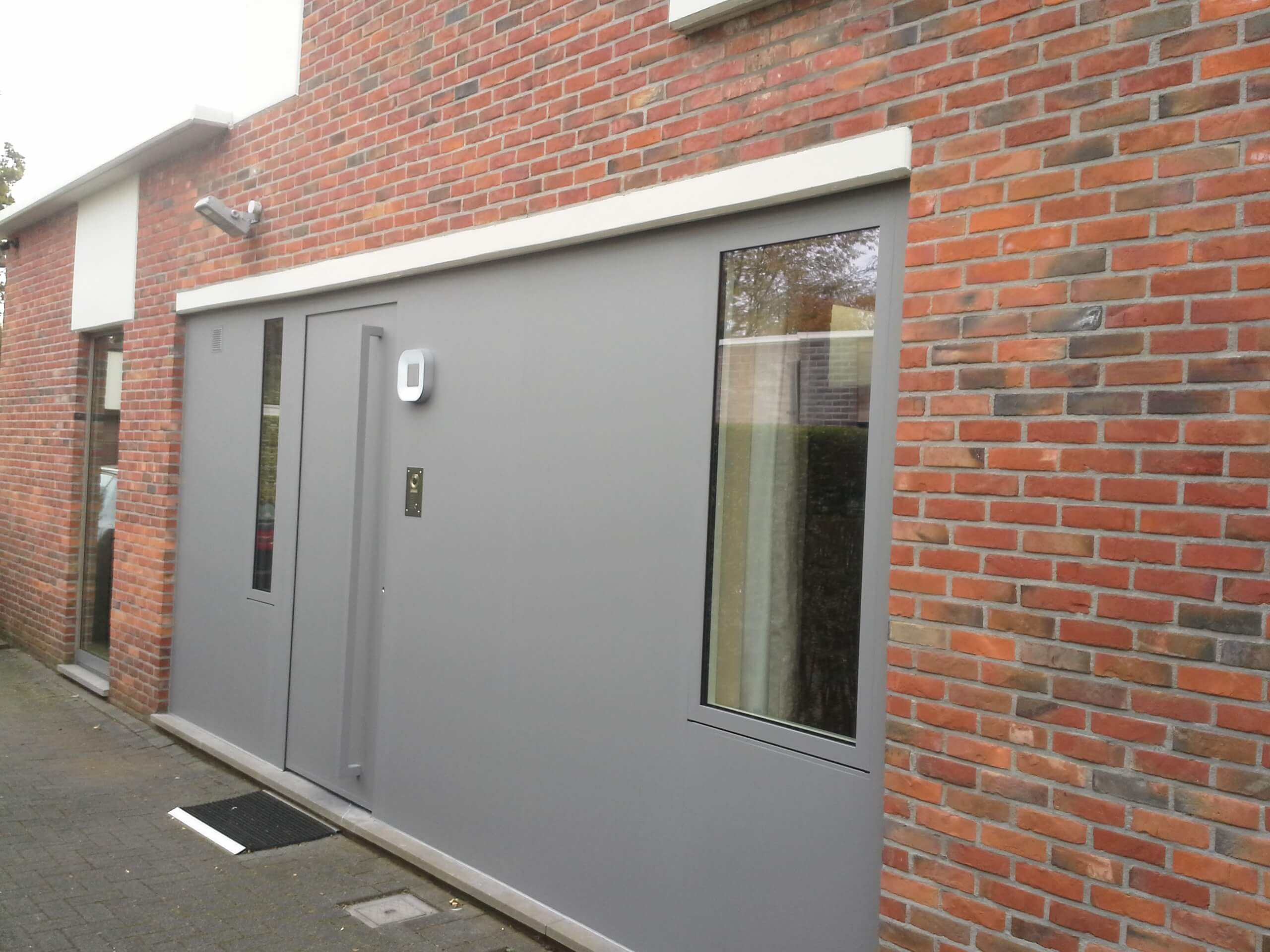 aluminium voordeur edegem