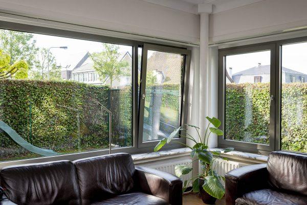 ramen vervangen aluminium